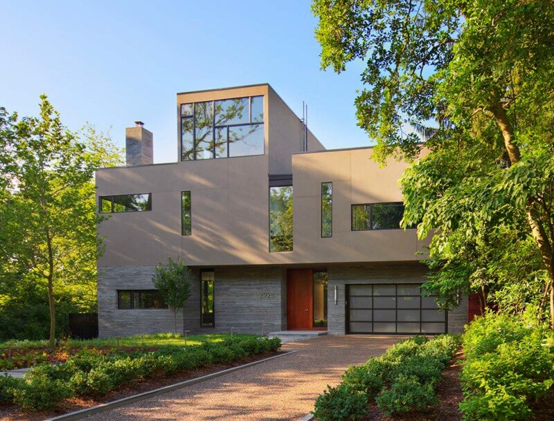 Brandywine House Modern Luxury Home - EALUXE 2