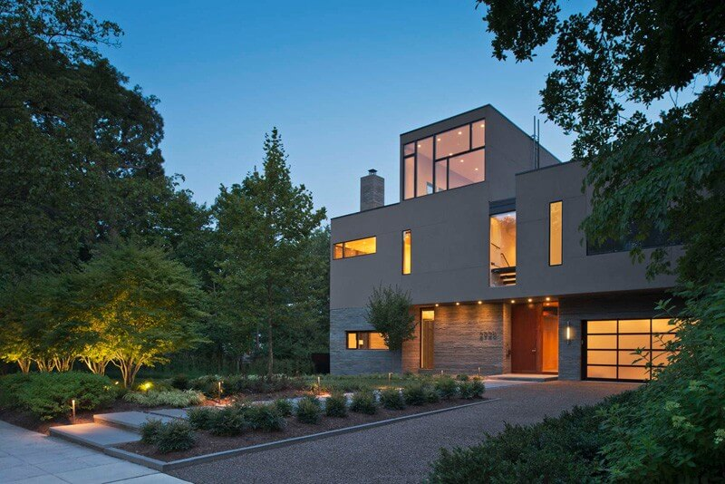 Brandywine House Modern Luxury Home - EALUXE 3