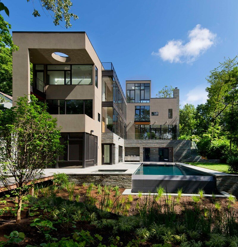 Brandywine House Modern Luxury Home - EALUXE 5