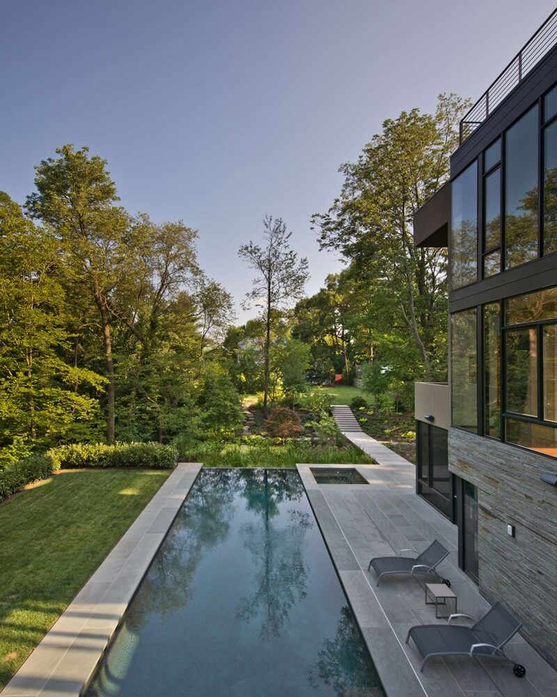 Brandywine House Modern Luxury Home - EALUXE 6