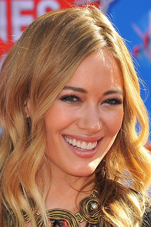 Celebrities With The Most Expensive Smiles In The World - 10. Hilary Duff