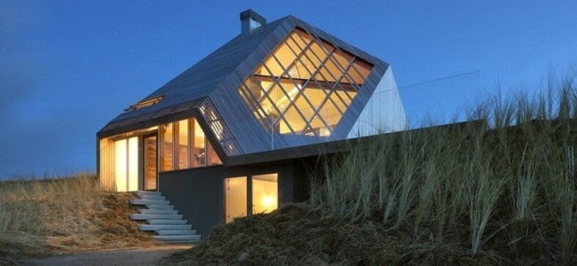The Dune House Is A Luxurious Getaway That Offers A Different Kind Of Design