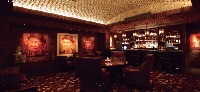 VINTAGE CAVE – THE MOST LUXURIOUS RESTAURANT IN HONOLULU