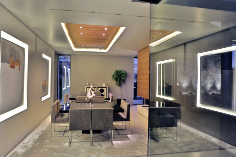 Family Residence Futuristic Luxury Project - EALUXE 13