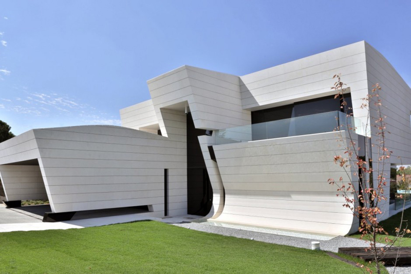 Family Residence Futuristic Luxury Project - EALUXE 5