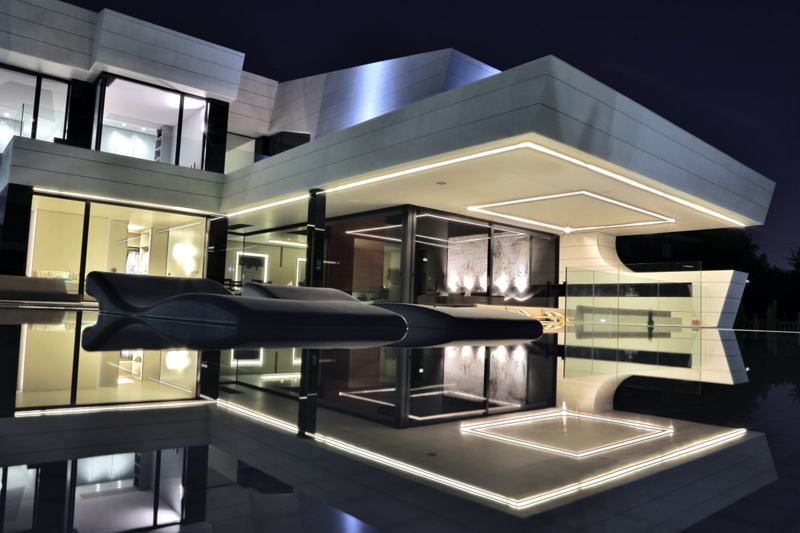 Family Residence Futuristic Luxury Project - EALUXE 8
