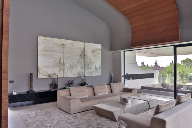 Family Residence Futuristic Luxury Project - EALUXE 9