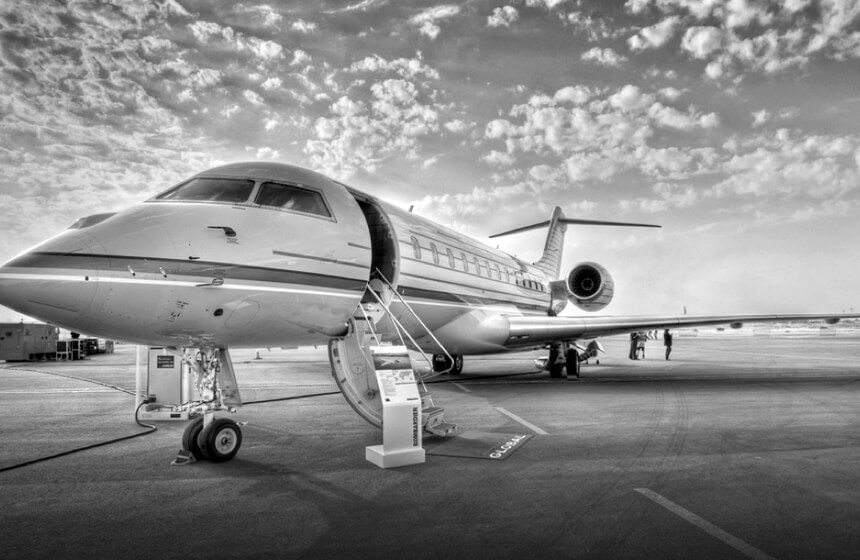 Fly With Al Pacino on A Private Jet