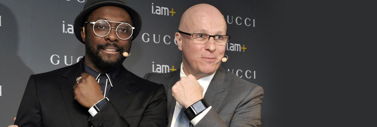 Gucci and Will.i.am Team up to Create a Luxury Smartband (1)