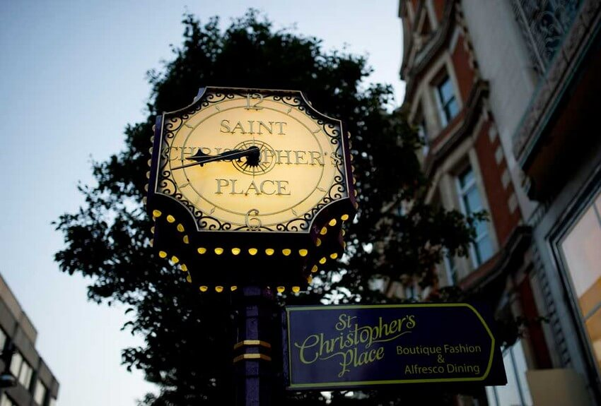 These 5 Magical Places Are London's Hidden Treasures for True Travelers | St. Christopher's Place