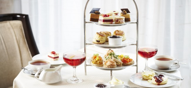 10 Hardest Tea Rooms To Get a Table At In London