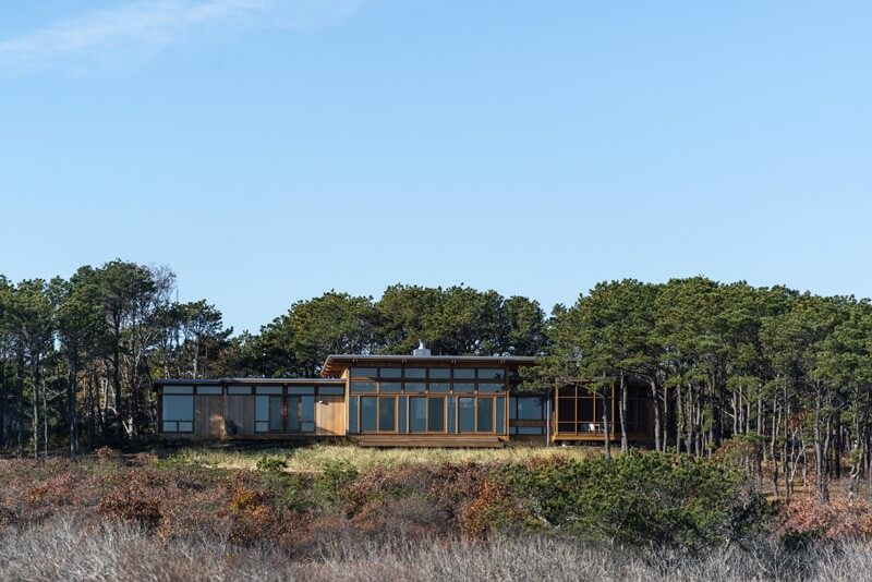 Long Dune Residence - Luxury Retreat In Massachusetts 3