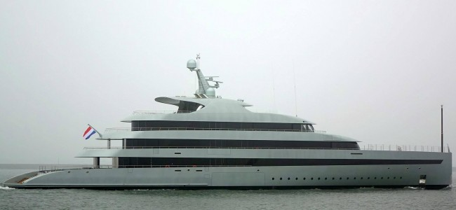 10 Luxury Eco-Power Yachts For The Rich