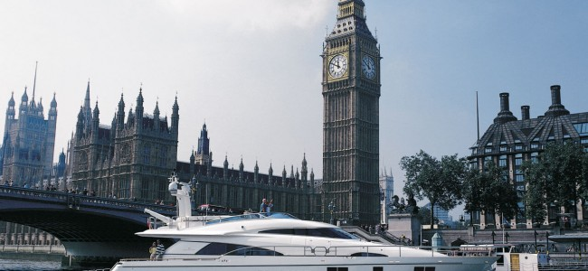 Luxury Things To Do In London | Image Source: charterworld.com