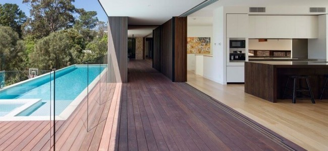 The Mt Martha Beach House Is A Luxurious Modern Family Residence Near The Beach
