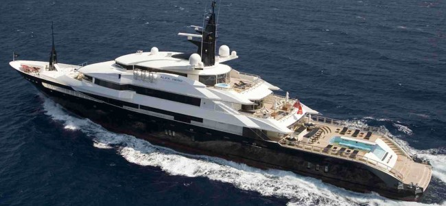 10 Celebrities with the Nicest Yachts