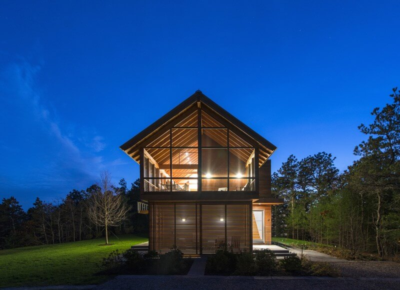 North Pamet Ridge House Is An Example Of Luxury Getaway 2