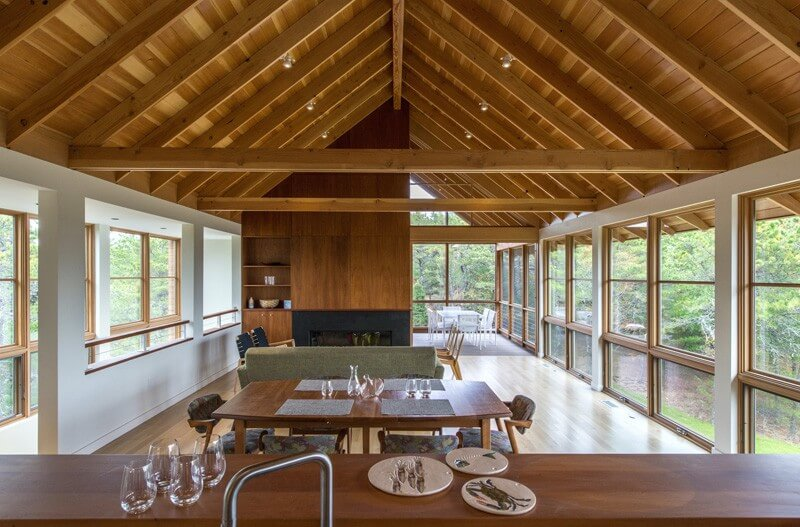 North Pamet Ridge House Is An Example Of Luxury Getaway 3