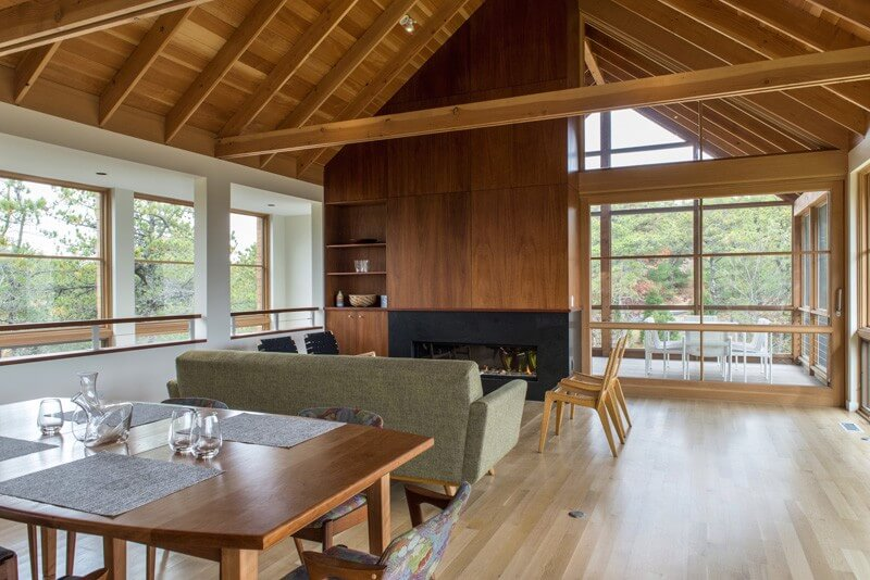 North Pamet Ridge House Is An Example Of Luxury Getaway 4