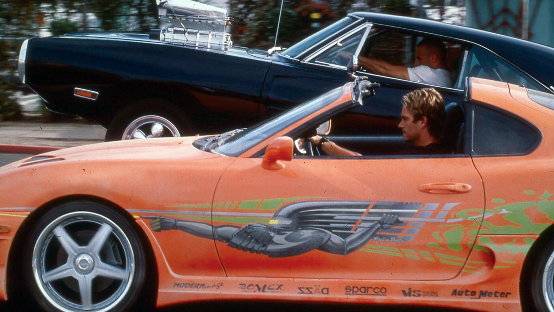 buy the original paul walker s supra from fast and furious. Black Bedroom Furniture Sets. Home Design Ideas