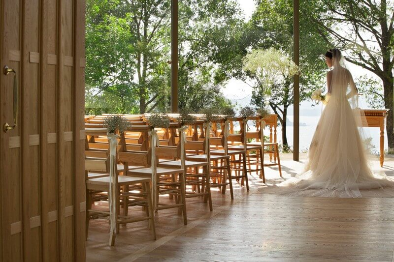 Ribbon Chapel Offers You A Luxurious Wedding 1