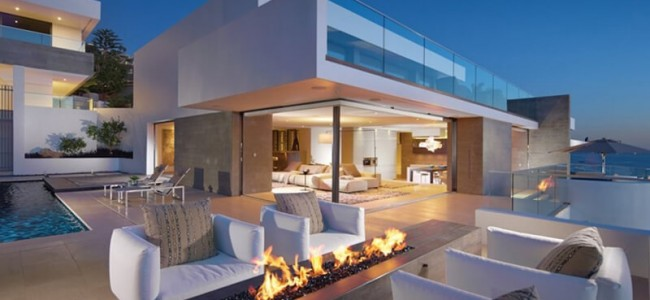 The Rockledge Residence Is A Perfect Romantic Luxury Home In California