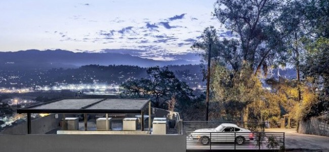 The Roof Car Park House Redefines The Concept Of Contemporary Residence