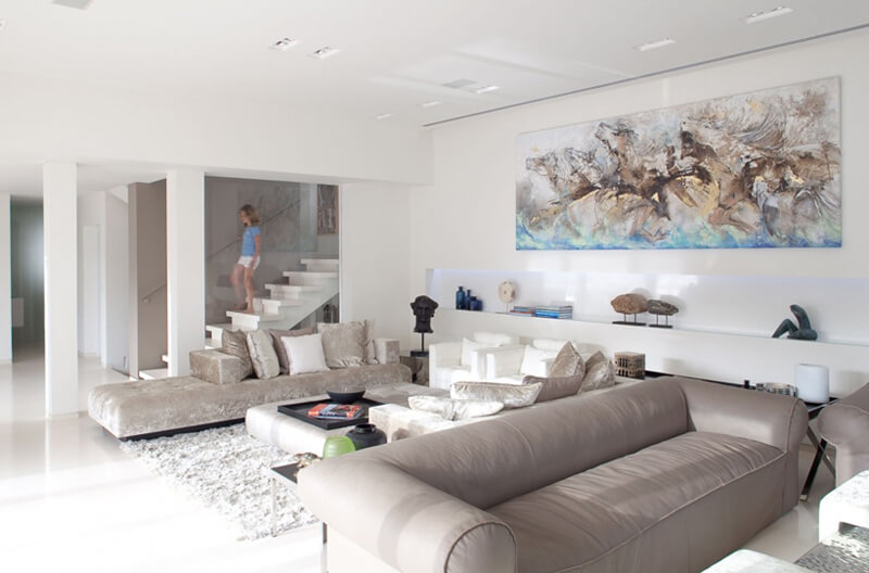Luxe Interieur Design : Sea shell home luxury interior design ealuxe
