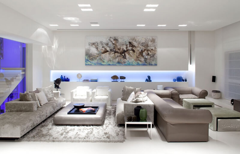 Sea Shell Home Luxury Interior Design - EALUXE 6