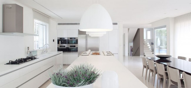 The New Example Of Minimalistic And Modern Interior Design From Sea Shell Home