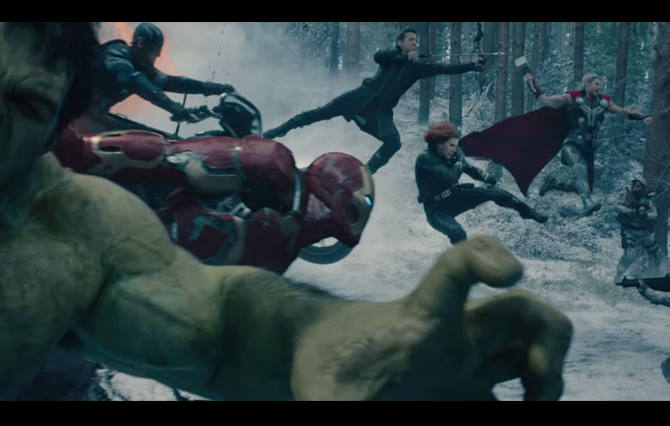 This Audi Ad Features Avengers and Ant-Man Footage (4)