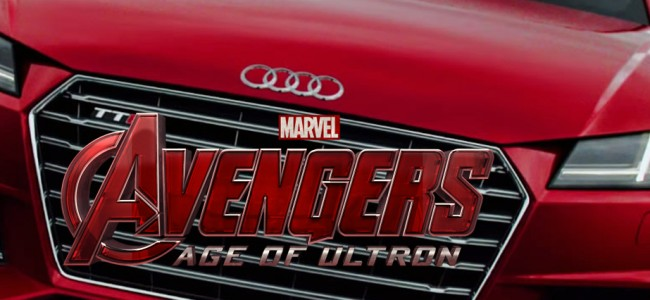 This Audi Ad Features Avengers and Ant-Man Footage