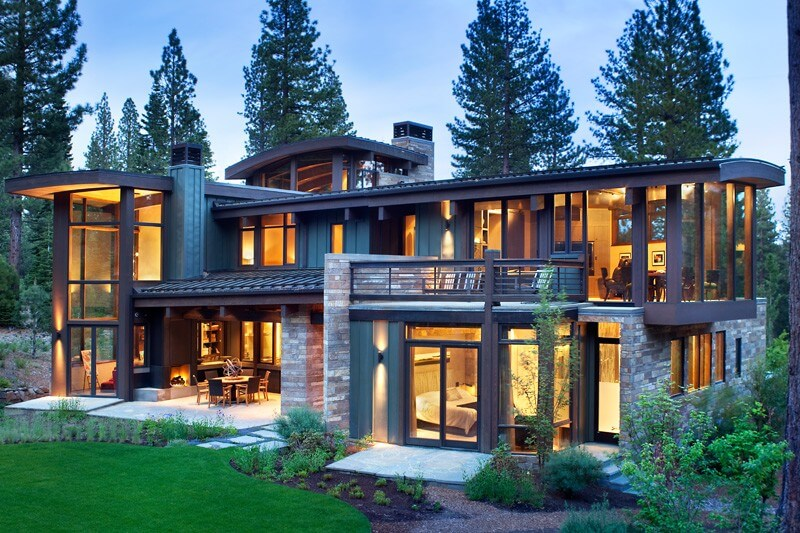 Valhalla Residence Is A Luxurious Modern Retreat 2