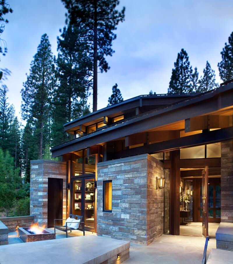 Valhalla Residence Is A Luxurious Modern Retreat 7