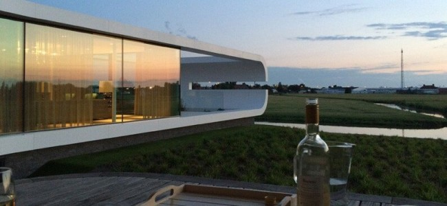 Villa New Water By Waterstudio. NL Is A Different Kind Of Modern Luxury Home