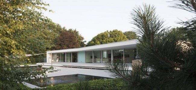 The Villa Spee Is A Beautiful Modern Home Located Above The Countryside