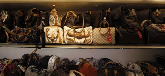 How Louis Vuitton Lost Its Luxury Status