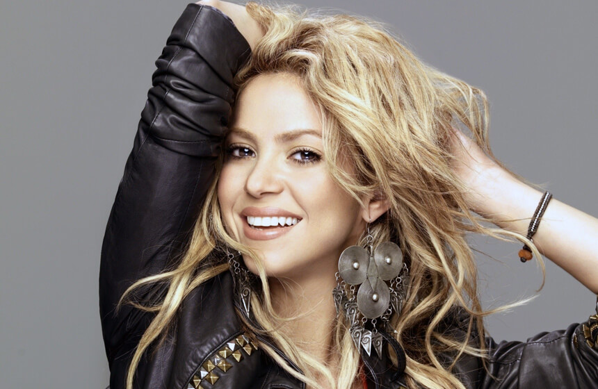 10 Celebrities Who Are Making The World A Better Place 8. Shakira