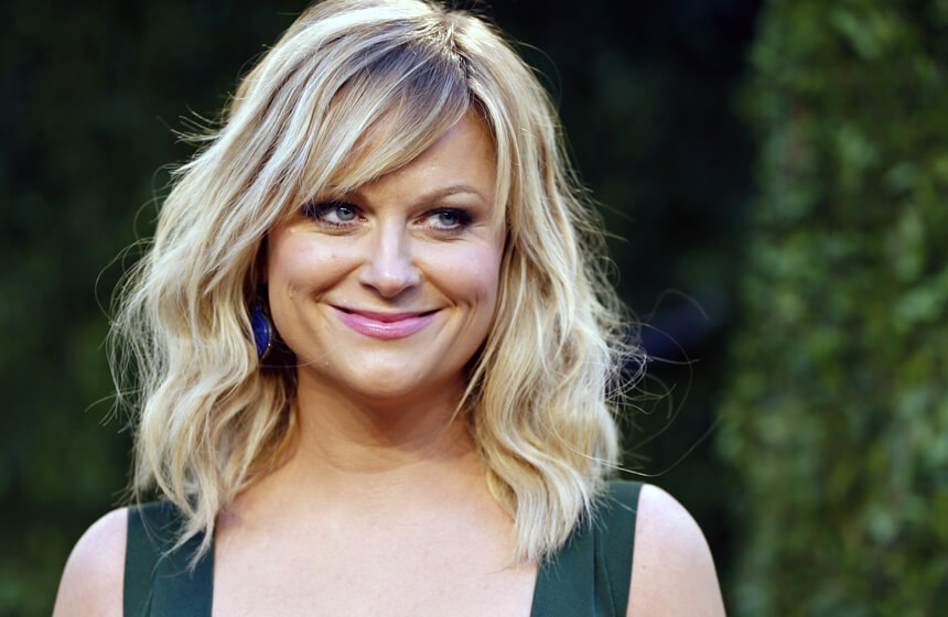 10 Celebrities Who Are Making The World A Better Place 9. Amy Poehler
