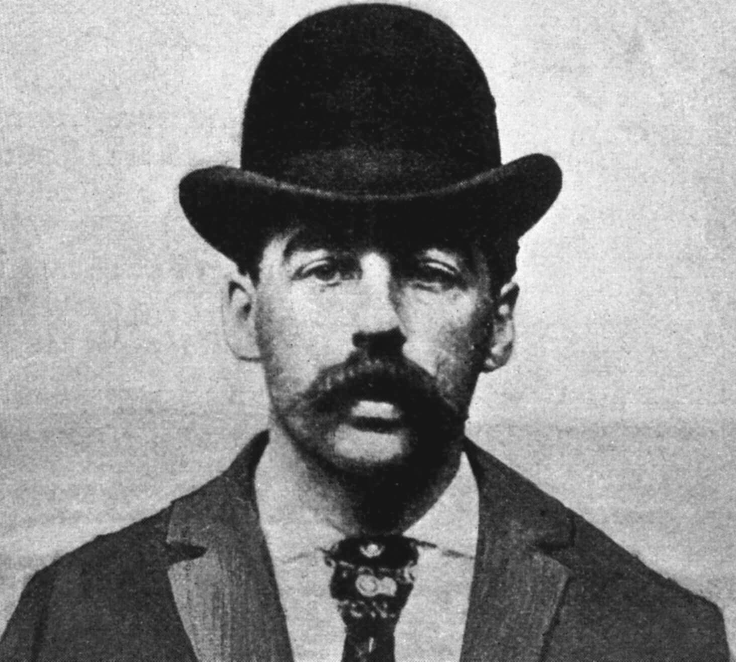 #10 H. H. Holmes | Evil Villains With Royal Lifestyles | Image Source: en.wikipedia.org