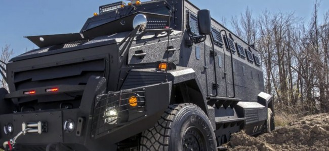 10 Most Expensive Armored Vehicles in the World
