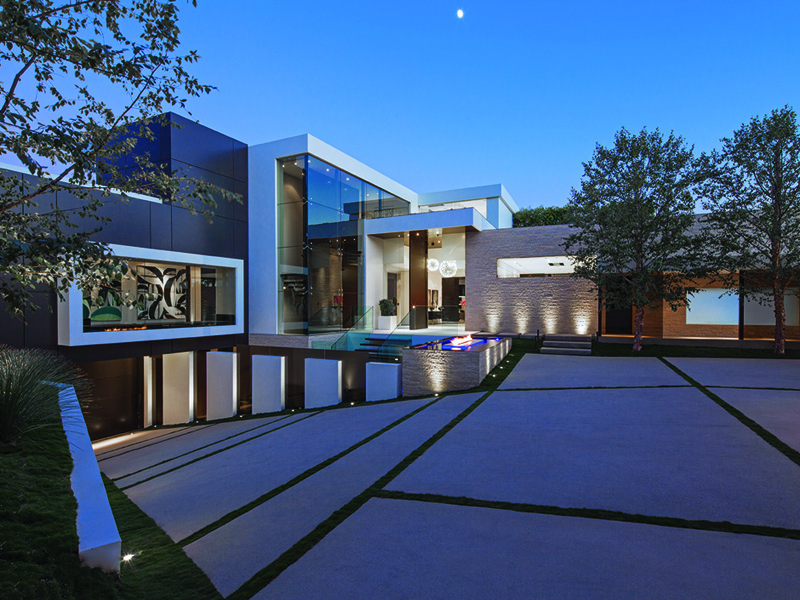 1201 Laurel Way - Luxury Mansion Sold For $36.000.000 1