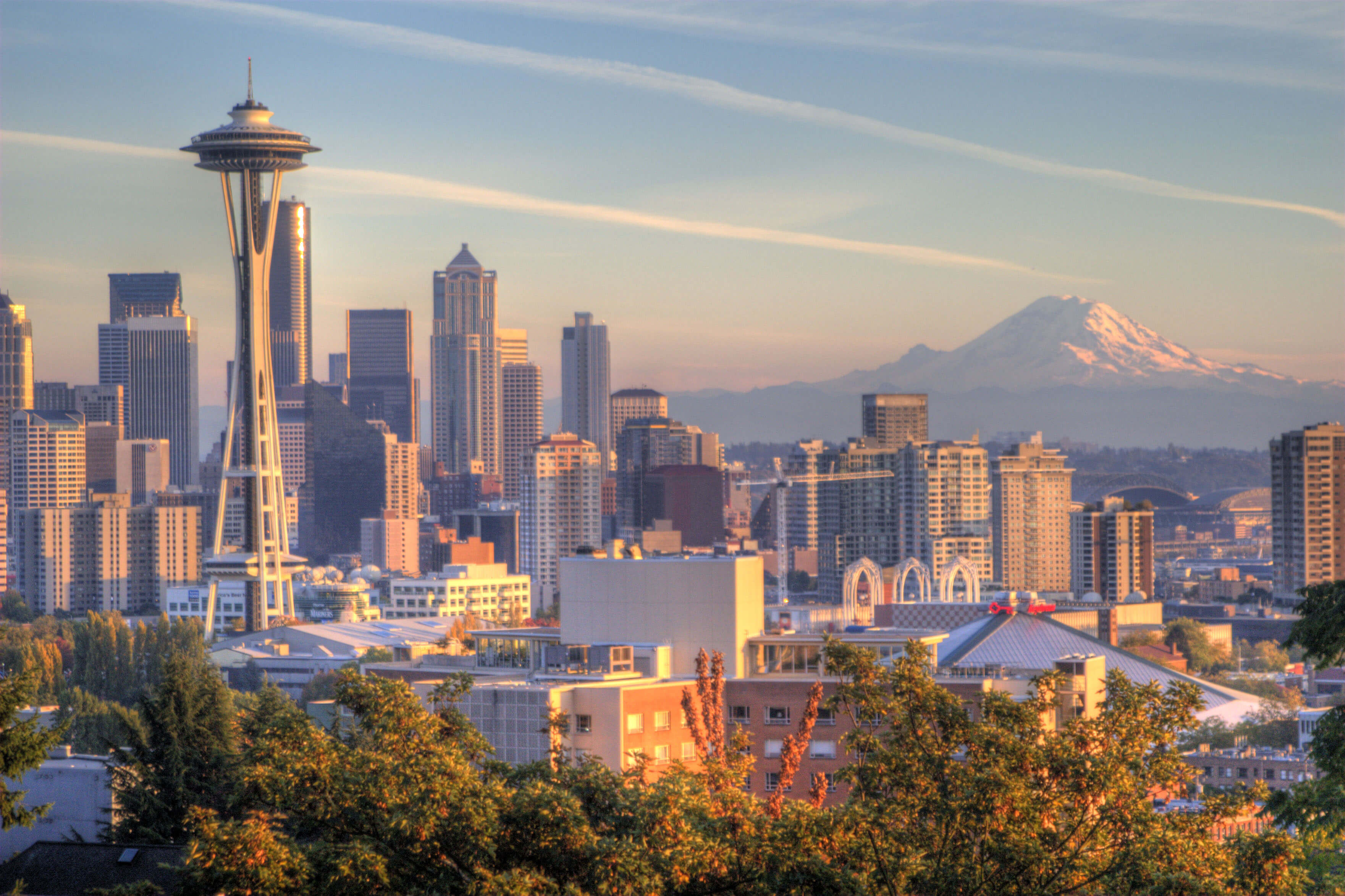#14 Seattle | American Cities Where You Can Totally Disappear | Image Source: mandarincommunicationsgroup.com