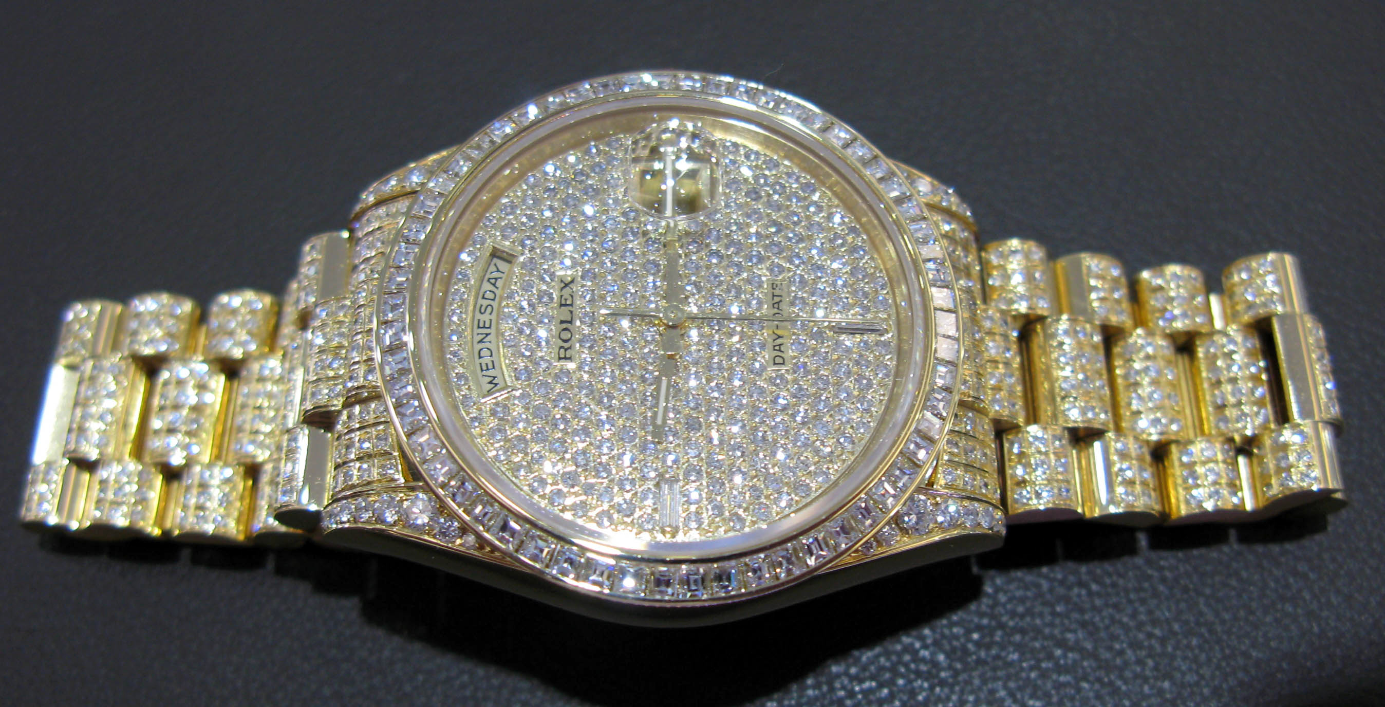 Things you didn't know about Rolex