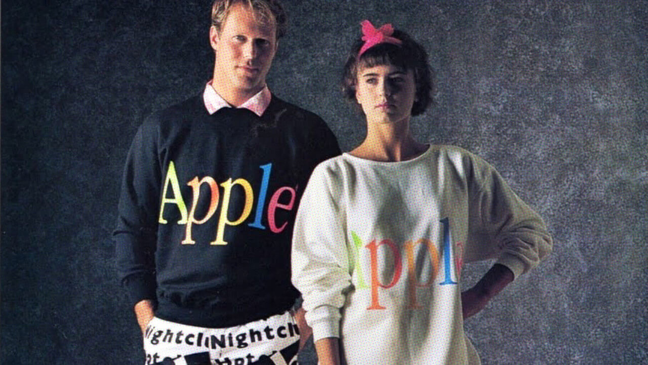 Things you didn't know about Apple; Apple clothing line