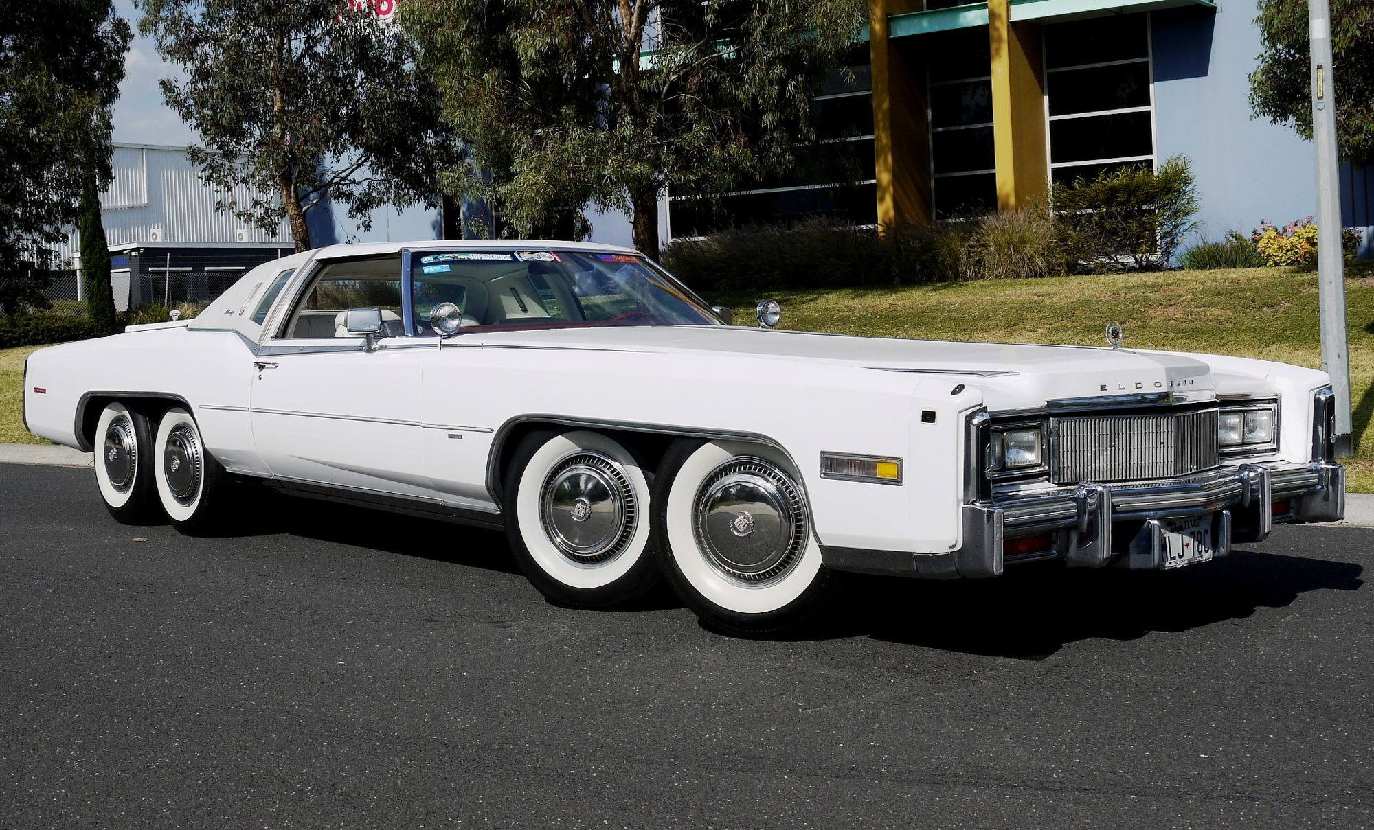 Cadillac Convertible 2015 >> Ten Weirdest Cars Ever Made - EALUXE.COM