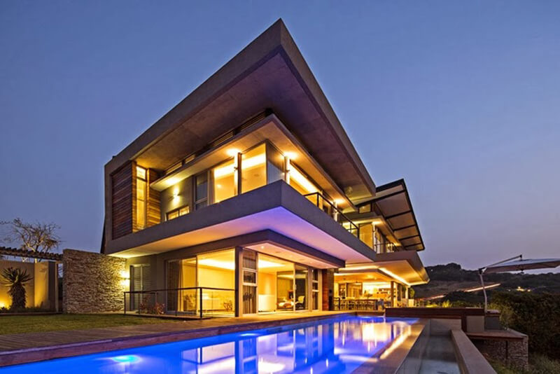 Albizia House Features A Luxury Design - EALUXE.COM 1