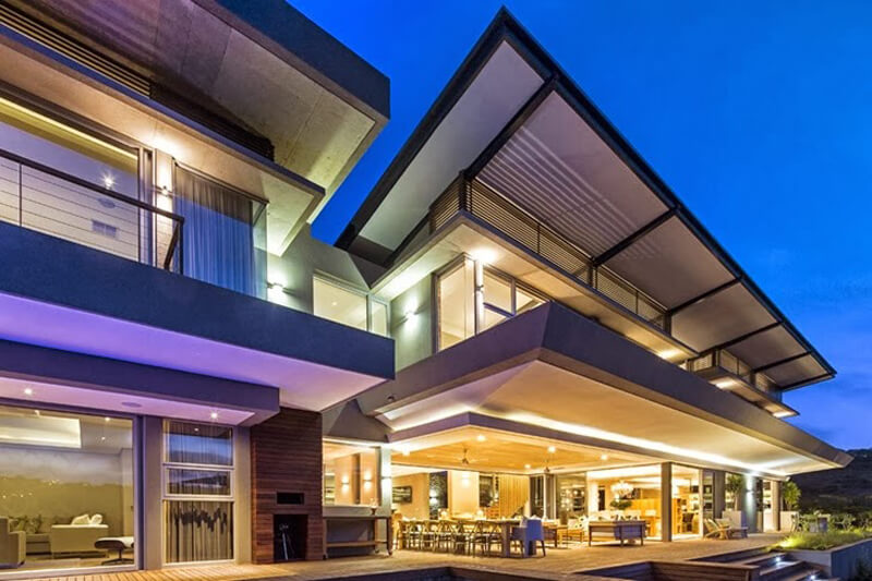 Albizia House Features A Luxury Design - EALUXE.COM 8