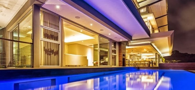 Albizia House – A Luxury Modern Mansion From South Africa Designed By Metropole Architects