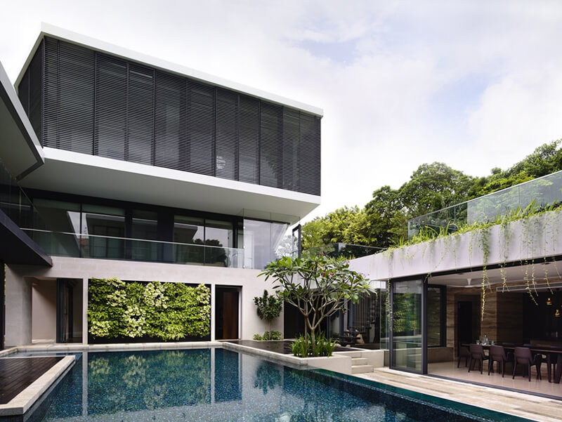 Andrew Road Residence Features A Luxurious Design 10